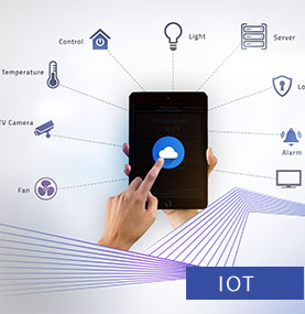IOT-enabled BMS solution